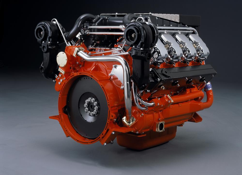Scania делает ставку только на собственные двигатели