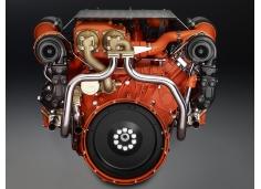 Судовой двигатель Scania 16 литров