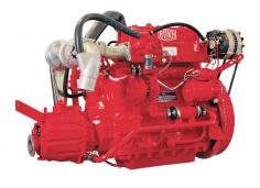 судовой двигатель Bukh